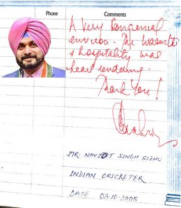 Najot Singh Sidhu